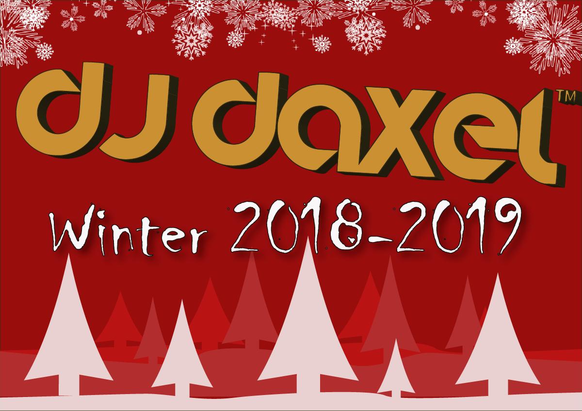 DjDaxel Inverno inverno 2018 2019